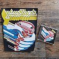 Judas Priest - Patch - Judas Priest TURBO Backpatch, original
