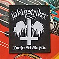 WHIPSTRIKER Lucifer Set me Free woven Patch