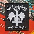 Whipstriker - Patch - WHIPSTRIKER Lucifer Set me Free woven