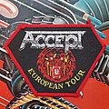 Accept European Tour patch