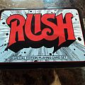 Other Collectable - Rush Playing Cards Tin Box Set