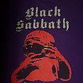 BLACK SABBATH - Born Again t-shirt