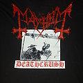 MAYHEM - Deathcrush t-shirt