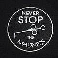 Never Stop The Madness patch