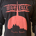 Nightfall- Macabre Sunsets longsleeve shirt