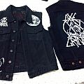 Axegrinder - Battle Jacket - Battle Vest