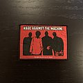 Rage Against the Machine - Silhouettes patch
