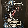 Metallica - Sorayama back patch
