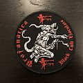 Profanatica - Black Cult Ejaculate patch