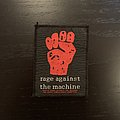 Rage Against the Machine - Raised Fist patch