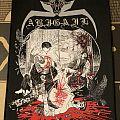 Abigail - Blasphemy Night back patch