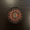Alice in Chains circle patch