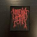 Malignant Altar - logo patch