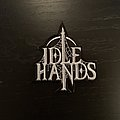 Idle Hands - logo patch