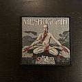 Meshuggah - obZen patch