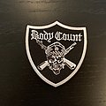 Body Count - Pirate patch
