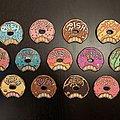 Phish - Patch - Phish - Baker's Dozen patches