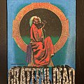 Grateful Dead - Blues for Allah back patch