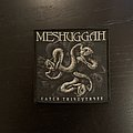 Meshuggah - Catch Thirtythree patch