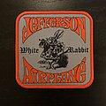 Jefferson Airplane - Patch - Jefferson Airplane - White Rabbit patch