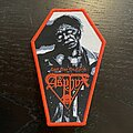 Asphyx - Patch - Asphyx - Last One on Earth patch for Brendon