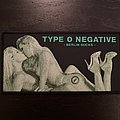 Type O Negative - Berlin Sucks patch