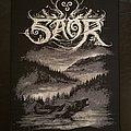 Saor - Cù-Sith back patch
