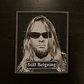 Slayer / Jeff Hanneman - Still Reigning patch