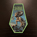 Blood Incantation - Patch - Blood Incantation - Hidden History of the Human Race coffin patch