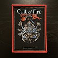 Cult Of Fire - Patch - Cult of Fire - Eastern Fire Puja Tour 2019 patch