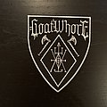 Goatwhore - large badge patch