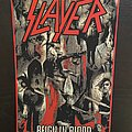 Slayer - Patch - Slayer - Reign in Blood back patch