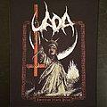 Uada - American Black Metal back patch
