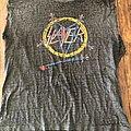 Slayer Hell Awaits original shirt