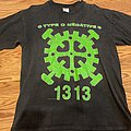 Type o negative blood sweat and gears shirt