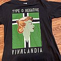 Type o negative - vinnlandia t shirt
