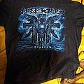 """IMPIOUS """"Evilized"""" XL shirt 1998 Black Sun Records"""