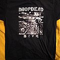 "Official DROPDEAD ""落とす死"" L shirt"