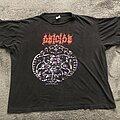 Deicide - TShirt or Longsleeve - Deicide Self-Titled Album Shirt