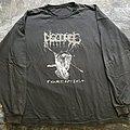 DISGORGE (MEX) - TShirt or Longsleeve - Disgorge Forensick European Tour Shirt