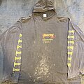 Benediction - TShirt or Longsleeve - Benediction Terror Over Europe LS Shirt Hoodie