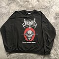 Unleashed - TShirt or Longsleeve - Unleashed Never Ending Hate! Tour Crewneck