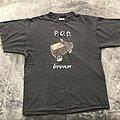 P.O.D. - TShirt or Longsleeve - P.O.D. Brown Shirt