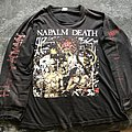 Napalm Death - TShirt or Longsleeve - Napalm Death Campaign For Musical Destruction European Tour Shirt