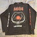Deicide - TShirt or Longsleeve - Deicide Legion European Tour LS