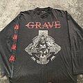 Grave - TShirt or Longsleeve - Grave European Tour LS