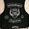 Motorheadbanger  Battle Jacket