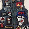 Metal Vest Battle Jacket