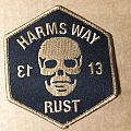 Harm's Way - Patch - Harms Way Patch