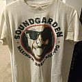 Soundgarden Maximum Breakage 1990 Signed TShirt or Longsleeve